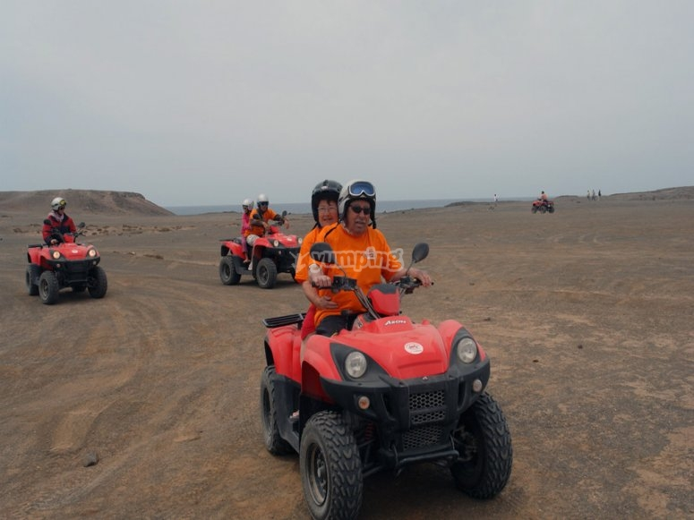 Desert Routes