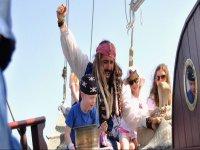 Aventura en barco Pirata parque de Jandía niños 4h