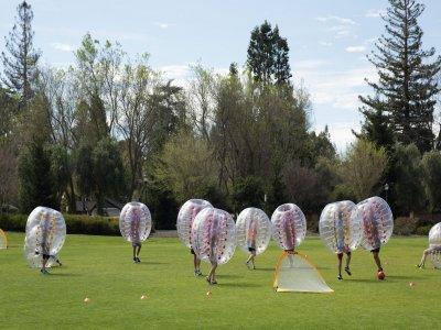 Logroño Bubble Soccer Farewell Pack 2 giorni