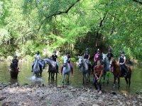 夏季骑马营伊鲁埃塔 5 天