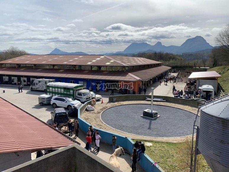 Instalaciones en Iurreta
