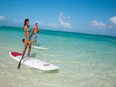 Excursión en Paddle Surf desde Corralejo 2,5 horas