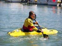 Individual kayak