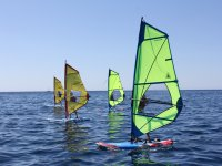 Windsurfing course in Mallorca
