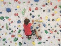 Pack 4 accesos juegos de escalada niños en Mataró