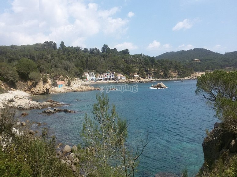 Salida de senderismo costa Brava