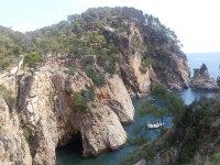 远足径Cala de La Fosca