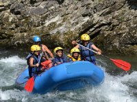 Rafting descent Baro to Figuereta 22km 4 hours