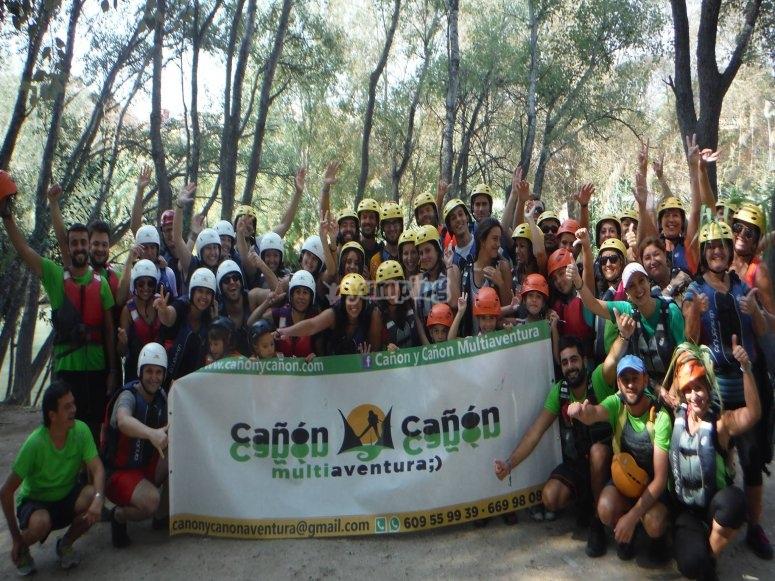 Gruppo Almadenes Canyon