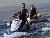 Pista per moto d'acqua senza patente Illes Medes 15 min