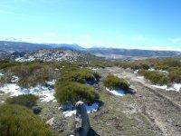 Recorre paisajes invernales