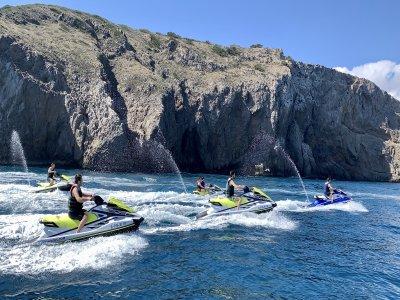 Escursione in jet ski a Illes Medes 1 ora