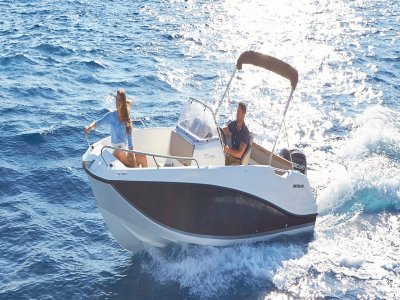 Boat rental without license in Alcocéber 3 hours