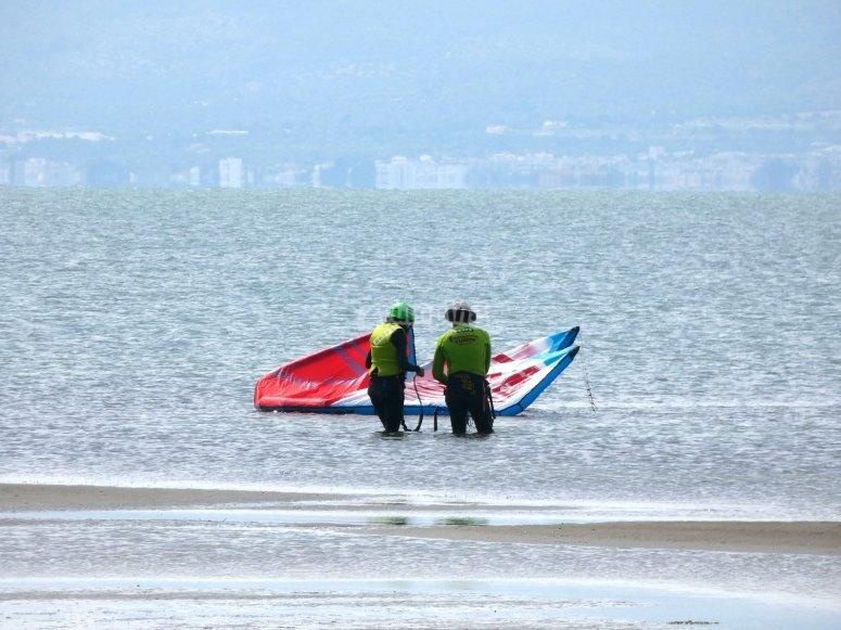 风筝冲浪入门课程