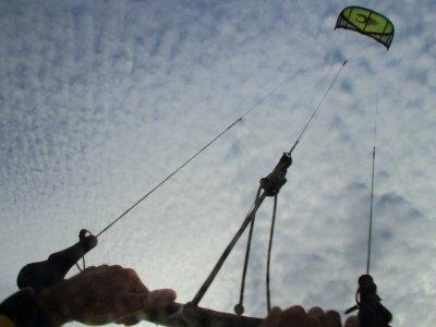 Kitesurf在马贝拉的私人课程1小时