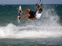 Curso Kitesurf 2 días puerto de Marbella