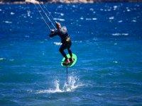 跳入地中海