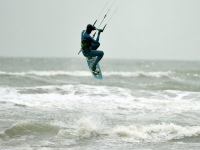 Kitesurfing course 5 days Marbella