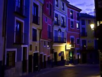 Cuenca at dusk