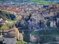 General sights of Cuenca