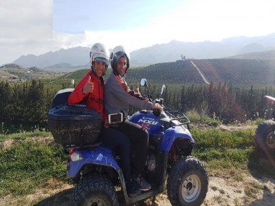 Ruta en quad Sierra Cabrera niños 1 hora