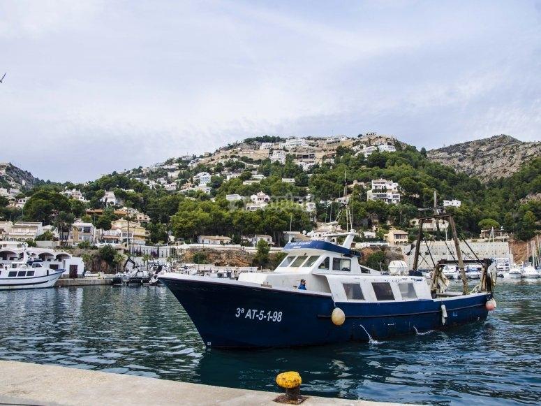 Embarcación de pesca Valencia
