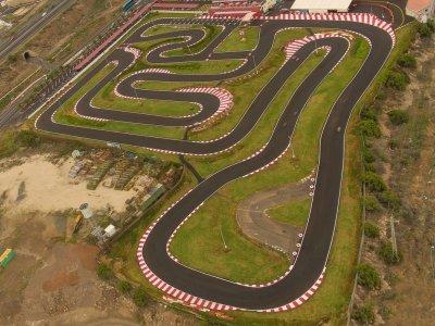 Curso exclusivo pilotaje moto en Tenerife 1 hora