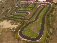 Circuito en Tenerife para el curso