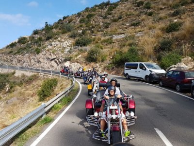 Trike Tours Andalusien