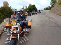 Haciendo turismo en quad trike