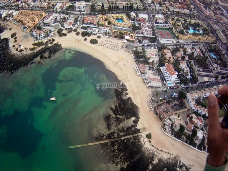 Fuerteventura's beach
