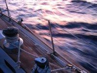 abordo del velero