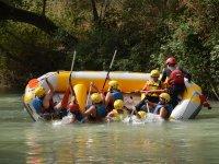 Dump raft