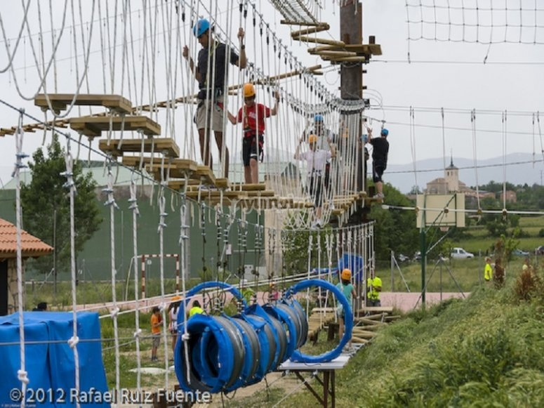 Special Multiadventure Park Farewells