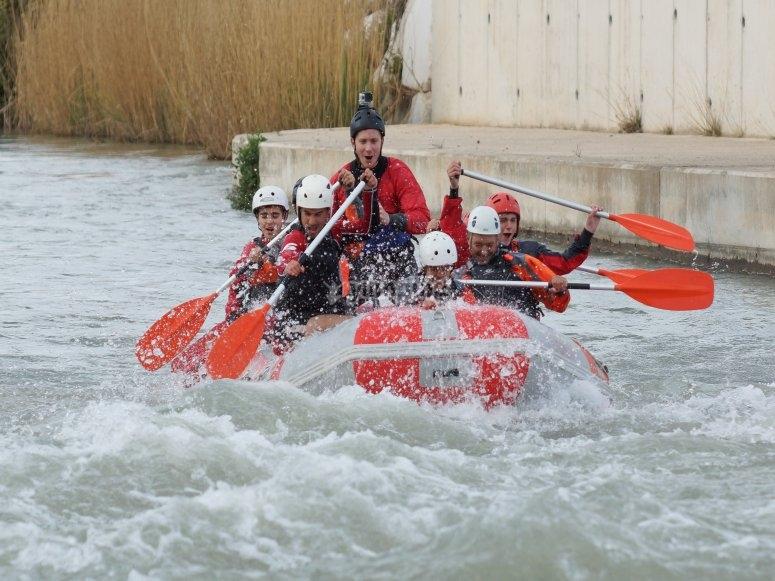 Rafting en Calasparra