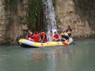 Multi avventura acquatica a Calasparra 3 ore