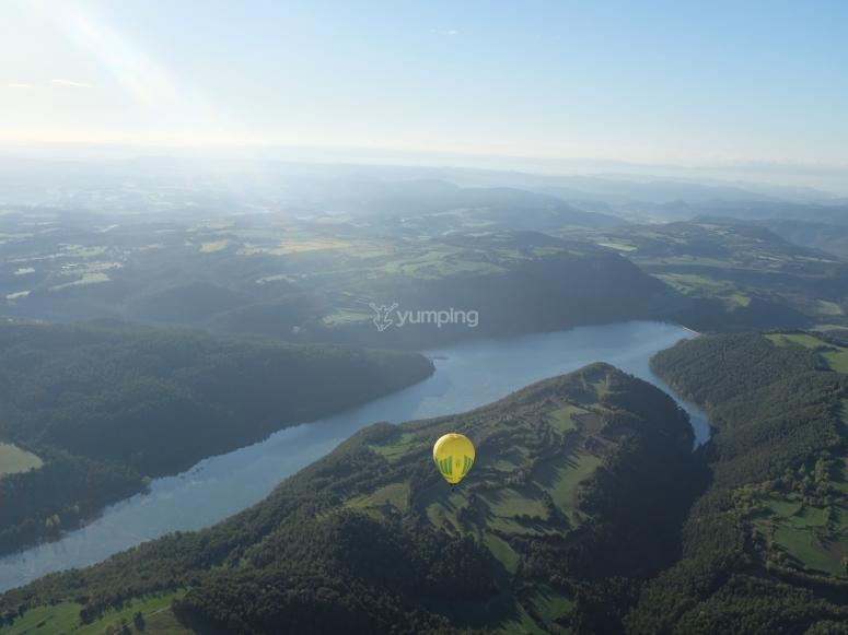 从全球范围看的SantPonç沼泽
