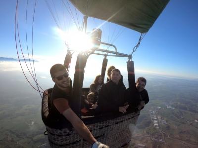 Volo in mongolfiera nel Solsonès 1 ora e 15 min