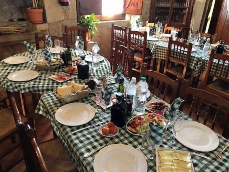 Santuario dePinós餐厅