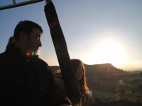 Flying as a couple on the Montserrat