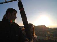 Volare in coppia sul Montserrat