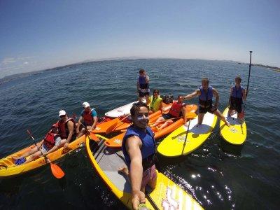 Campamento de Verano en las Rías Baixas en Julio