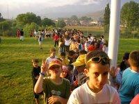Campamento en Burgos