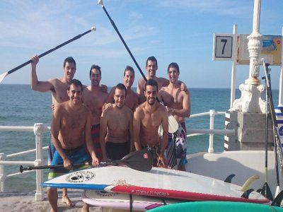 Escuela de Surf San Lorenzo