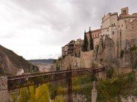 Puente de San Pablo in Cuenca