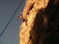 Escala en Roca