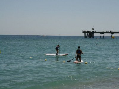 Pack 10 h Paddle Surfing rental Badalona