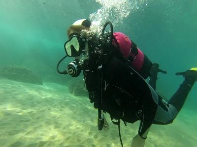 Corso Open Water Diver Padi a Tarragona 3 giorni
