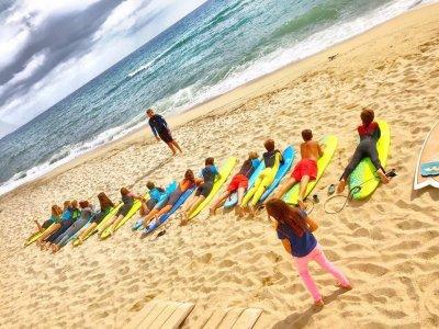 设备租赁Surf / Bodyboard Badalona 10小时