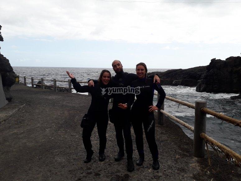 Curso de Dive Master en Tenerife